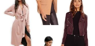 Fall Jackets Wish List