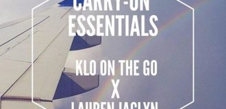 Carry On Essentials with KLO On The Go