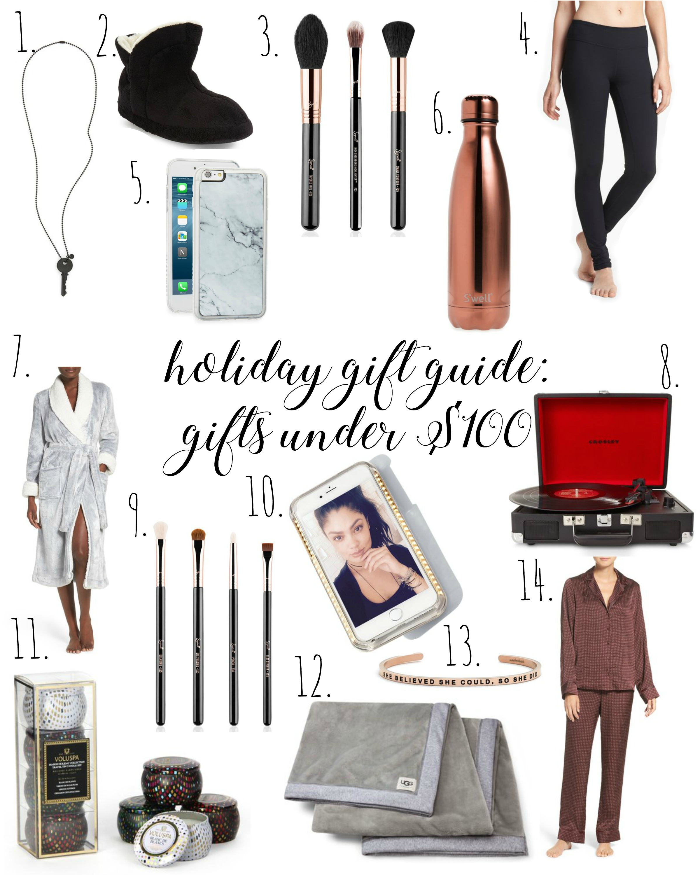 Holiday Gift Guide - Gifts Under $100