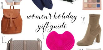 Holiday Gift Guide: Women's