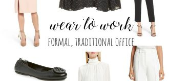 Wear to Work: Outfit Ideas