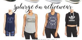 Splurge vs. Save – Stylish Activewear