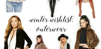 Winter Wishlist – Outerwear