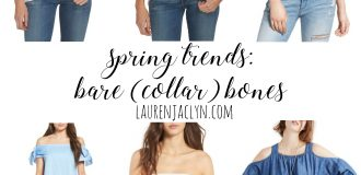 Spring Trends: Clothing