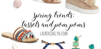 Spring Trends: Shoes and Accessories