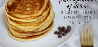 Fluffy Pancake Recipe