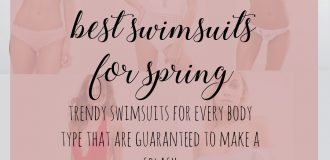 Best Swimsuits for Spring