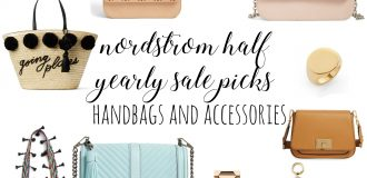 Nordstrom Half Yearly Sale: Accessories