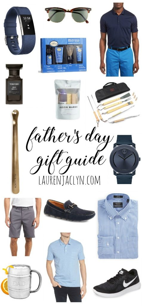 Father's Day Gift Guide - LaurenJaclyn.com