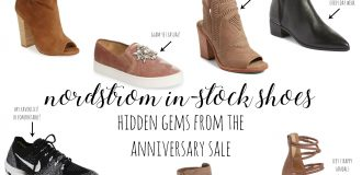 Nordstrom Anniversary: In Stock Items