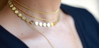 A Guide to Layering Necklaces