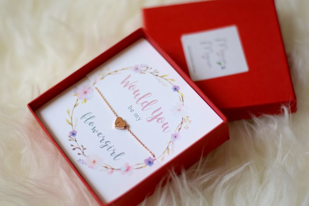 Flower Girl Proposal Gift - LaurenJaclyn.com