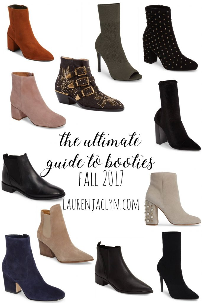 The Ultimate Guide to Booties - LaurenJaclyn.com