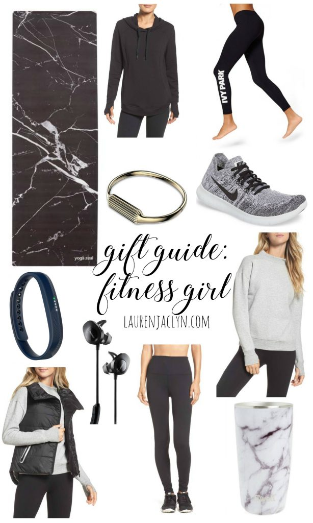 Gift Guide for the Fitness Girl