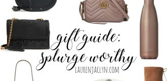 Splurge Worthy Gift Guide