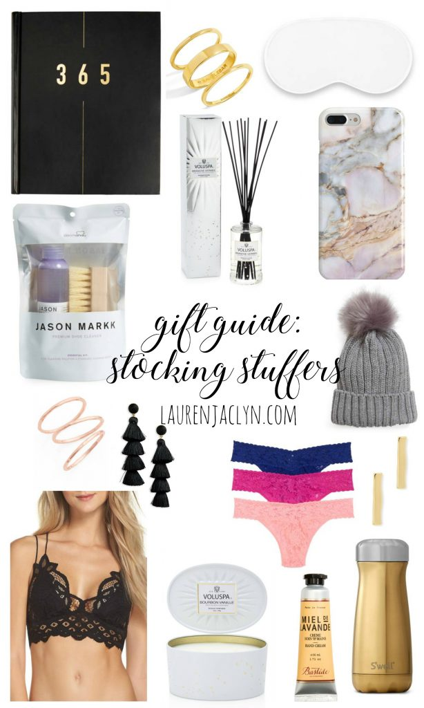 Stocking Stuffers: His and Hers
