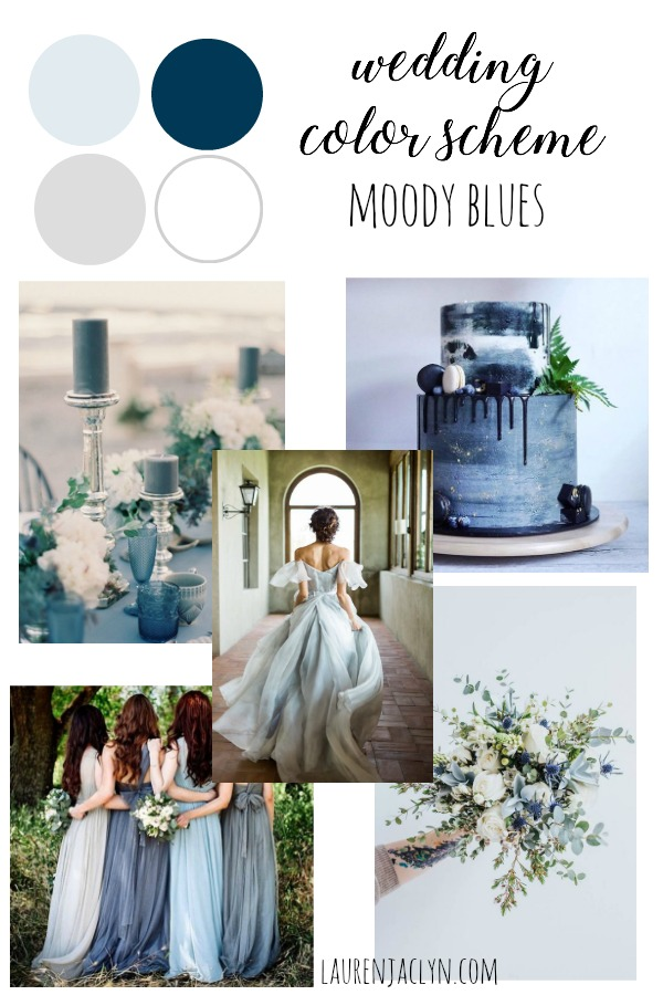 Wedding Color Scheme Options