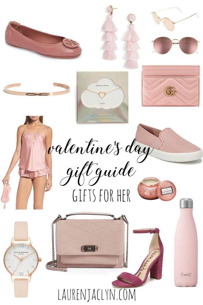 Valentine's Day Gifts For Her - LaurenJaclyn.com